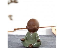 Statueta Calugar pentru Ceremonia Ceaiului