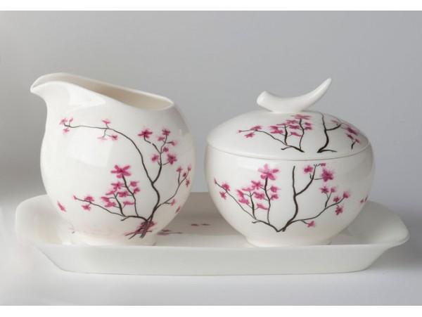"""Latiera si Zaharnita colectia """"Cherry Blossoms"""""""