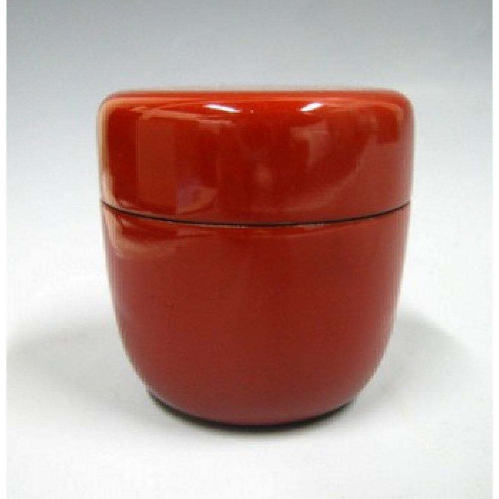 Cutie pentru Ceremonia Ceaiului Natsume Rosie