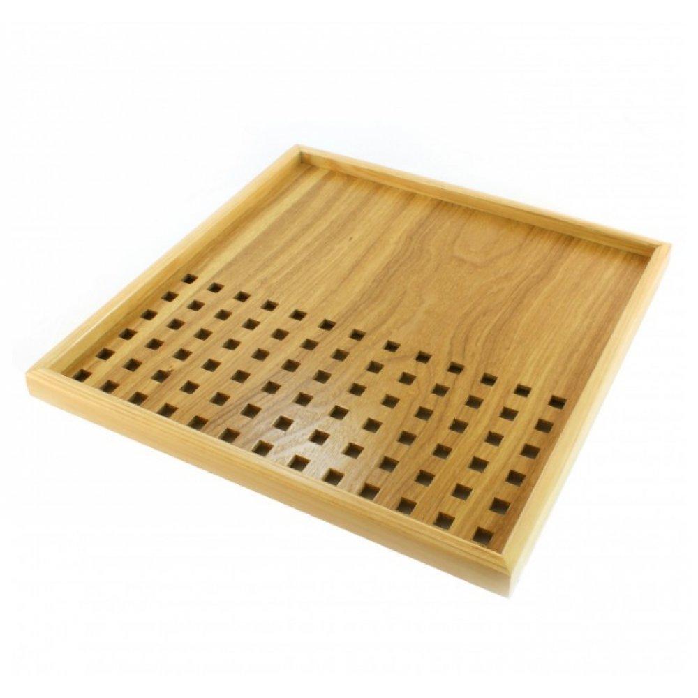 Tava pentru Ceai din lemn de bambus