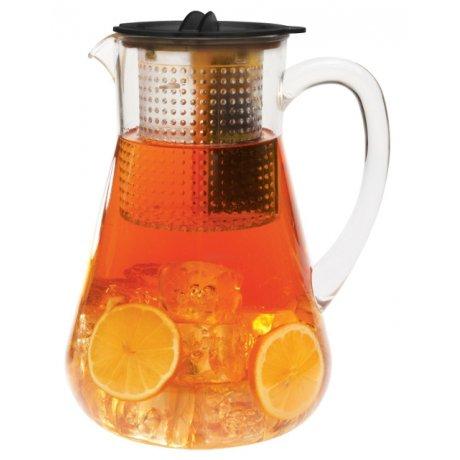 Ceainic Sticla Tea Controller 1.8L