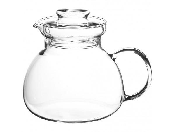 Ceainic Sticla Termorezistenta 1.5L