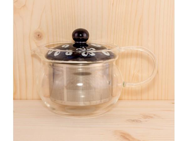 Ceainic Japonez de Sticla