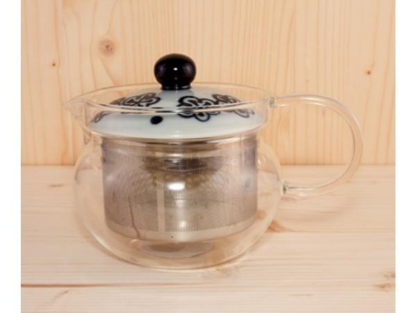 Ceainic Japonez de Sticla 0.4L