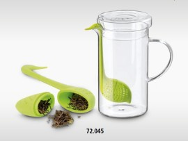Ceainic sticla 1L