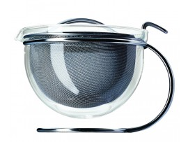 Ceainic Sticla Filio 0.6L