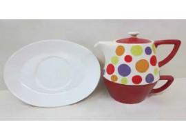 Tea For One Colectia Puncte Colorate