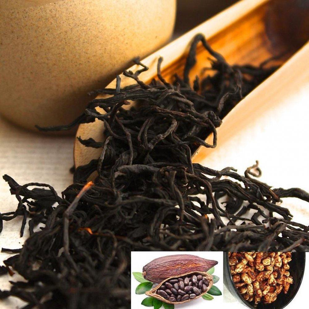 Ceai Negru Belgian Chocolate