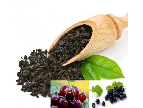 Ceai Negru Assam cu Fructe