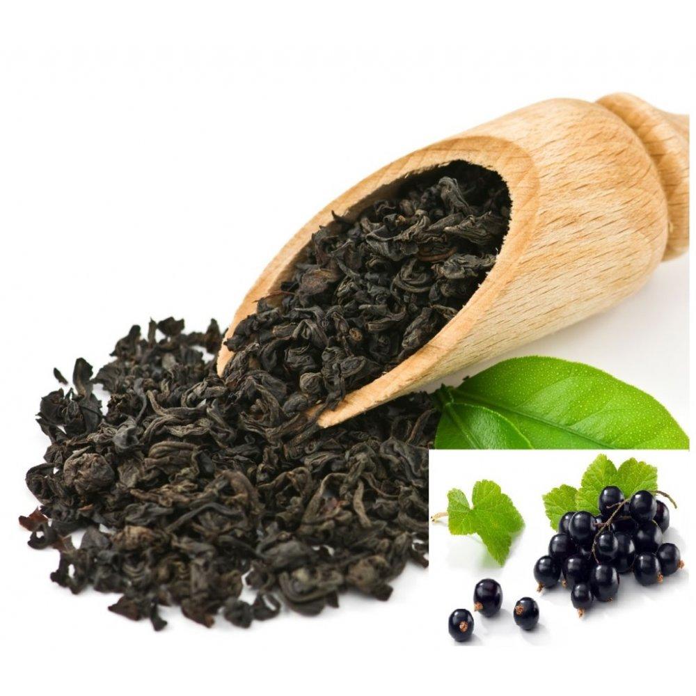 Ceai Negru cu Coacaz