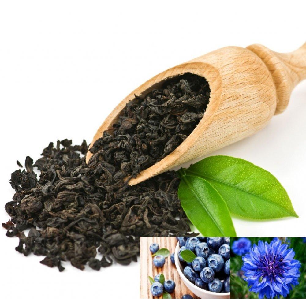 Ceai Negru Blueberry - Cream