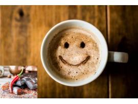 Cafea Aromata Chili cu Ciocolata