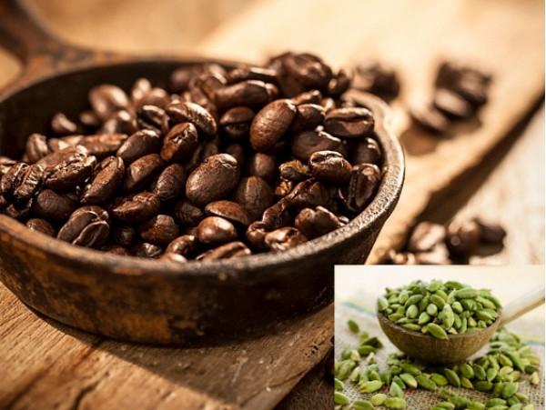 Cafea Aromata cu Ulei Natural de Cardamom