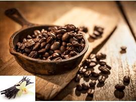Cafea Aromata cu Ulei Natural de Vanilie