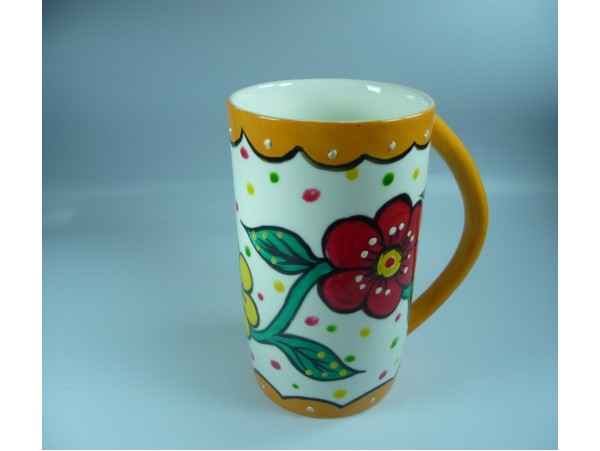 Cana Handpainted Colectia Summer Flowers - Japan