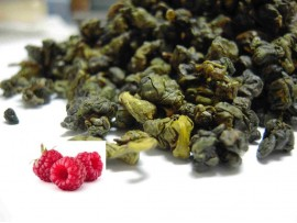 Ceai Verde Oolong Carmencita (Body Modeling)