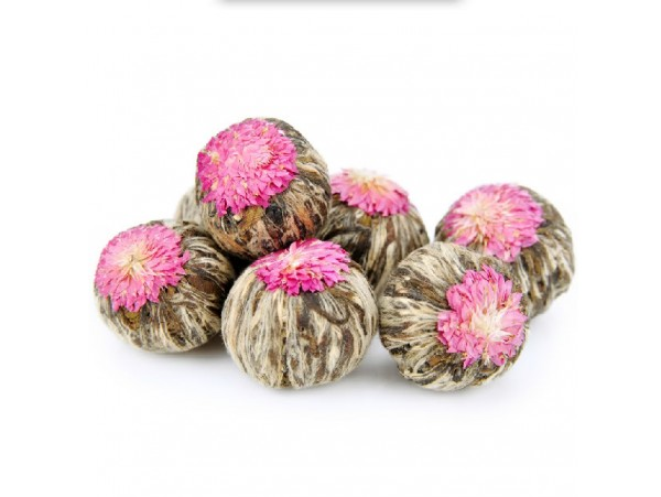 "Ceai Verde Blooming ""Xian Tao"""
