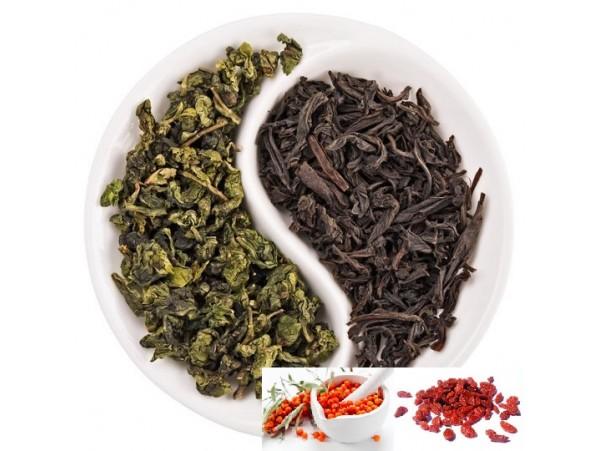 Ceai Verde Catina - Goji