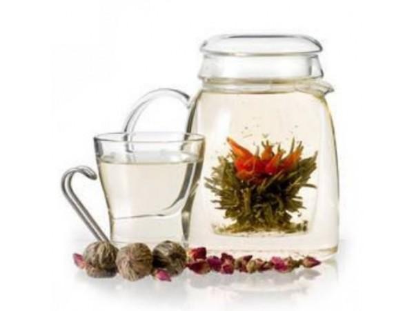 """Ceai Verde Blooming """"Dan Gui Piao Xiang"""""""