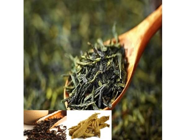 Ceai Verde cu Ginseng