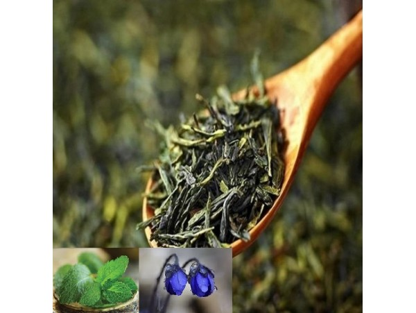 Ceai Verde Sencha Mentolat