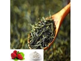 Ceai Verde Gunpowder cu Capsuni