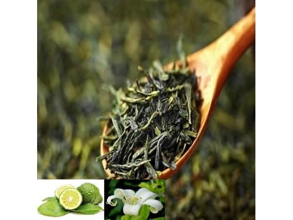 Ceai Verde Earl Grey cu Iasomie