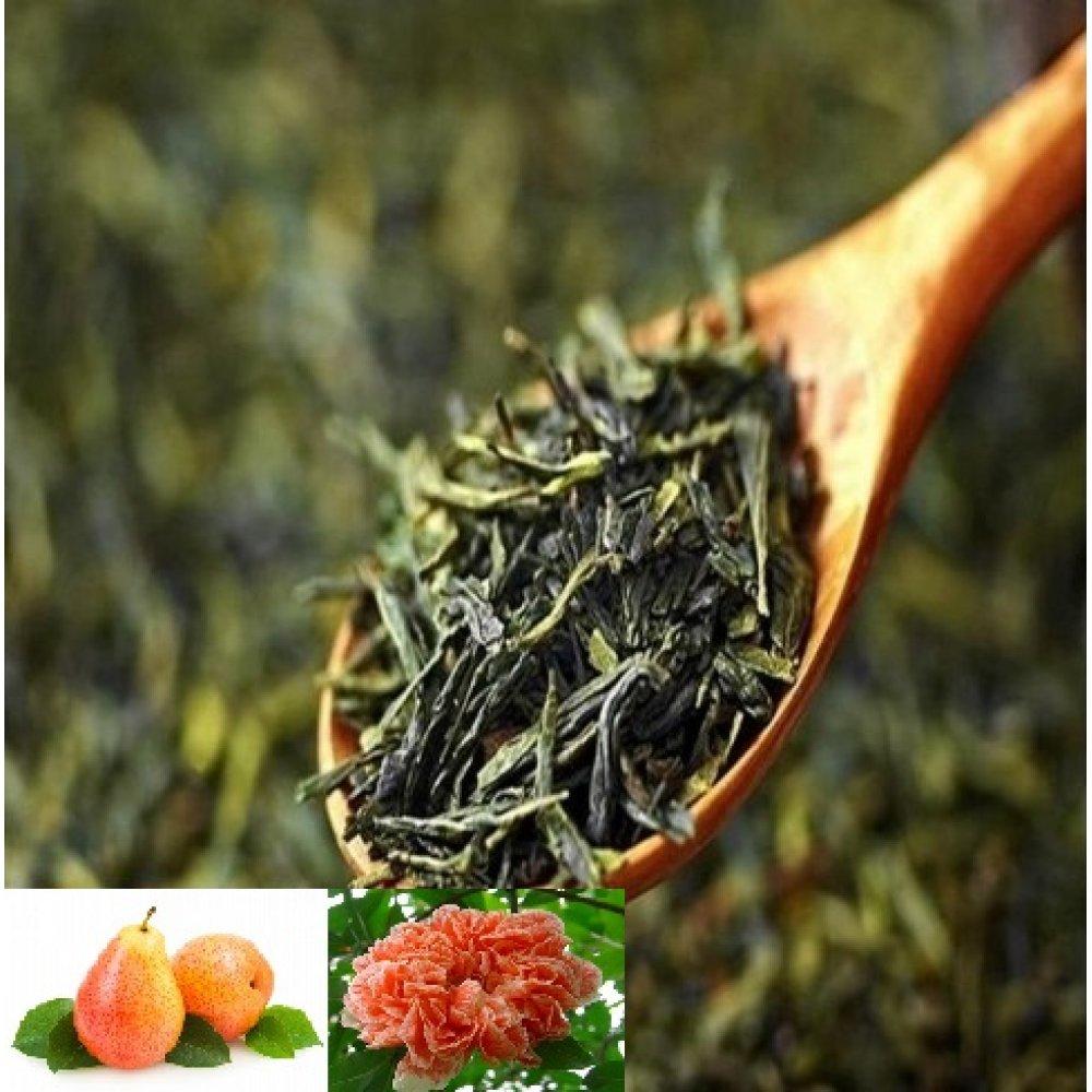 Ceai Verde Pere cu Flori