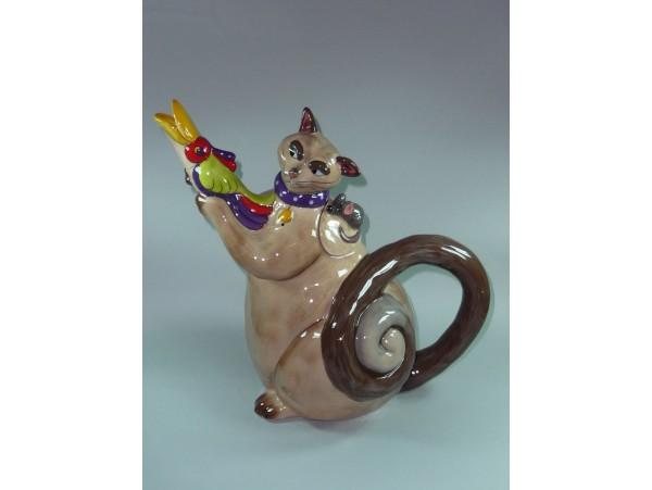 Ceainic Colectia Brown Cat