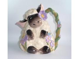 Ceainic Colectia Flower Lamb