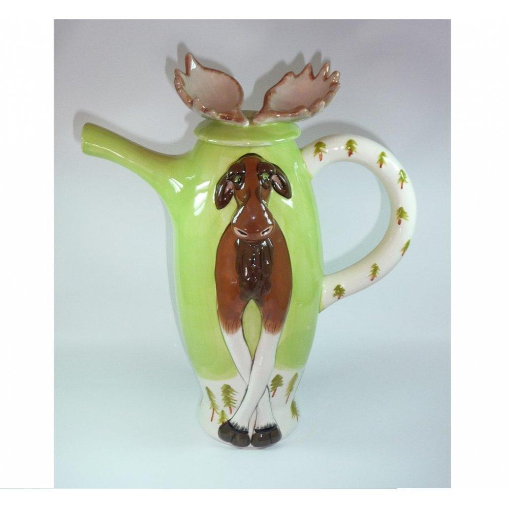 Ceainic Colectia Green Moose