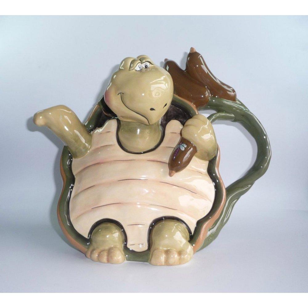 Ceainic Colectia Happy Turtle