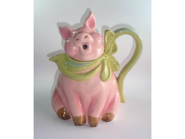 Ceainic Colectia Lucky Piglet