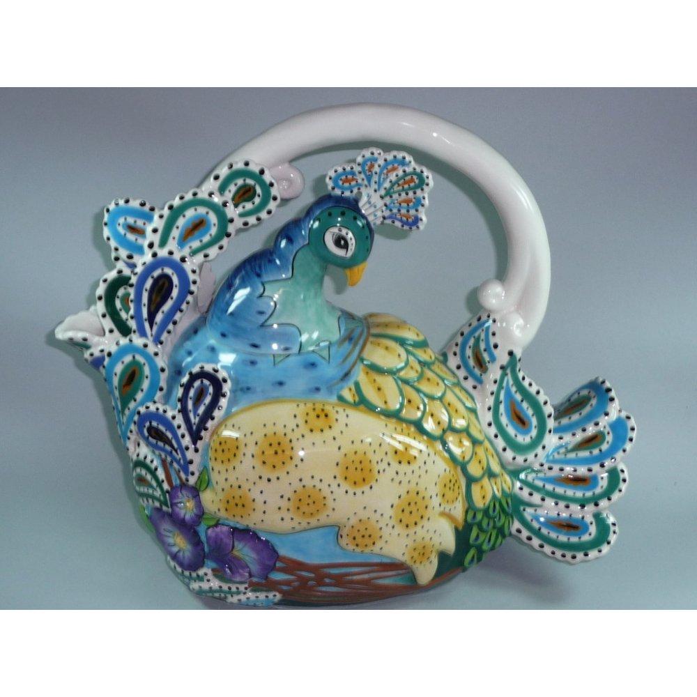 Ceainic Colectia Peacock
