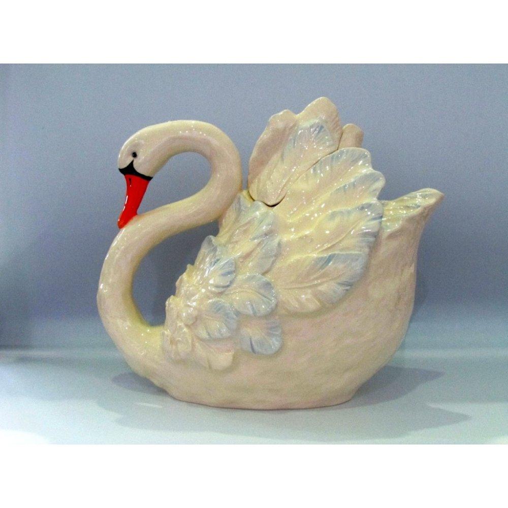 Ceainic Colectia White Swan