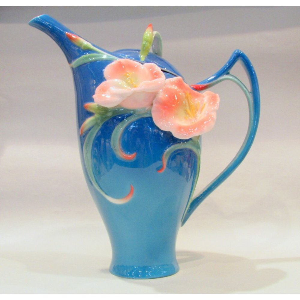 Ceainic Colectia Blue Flower