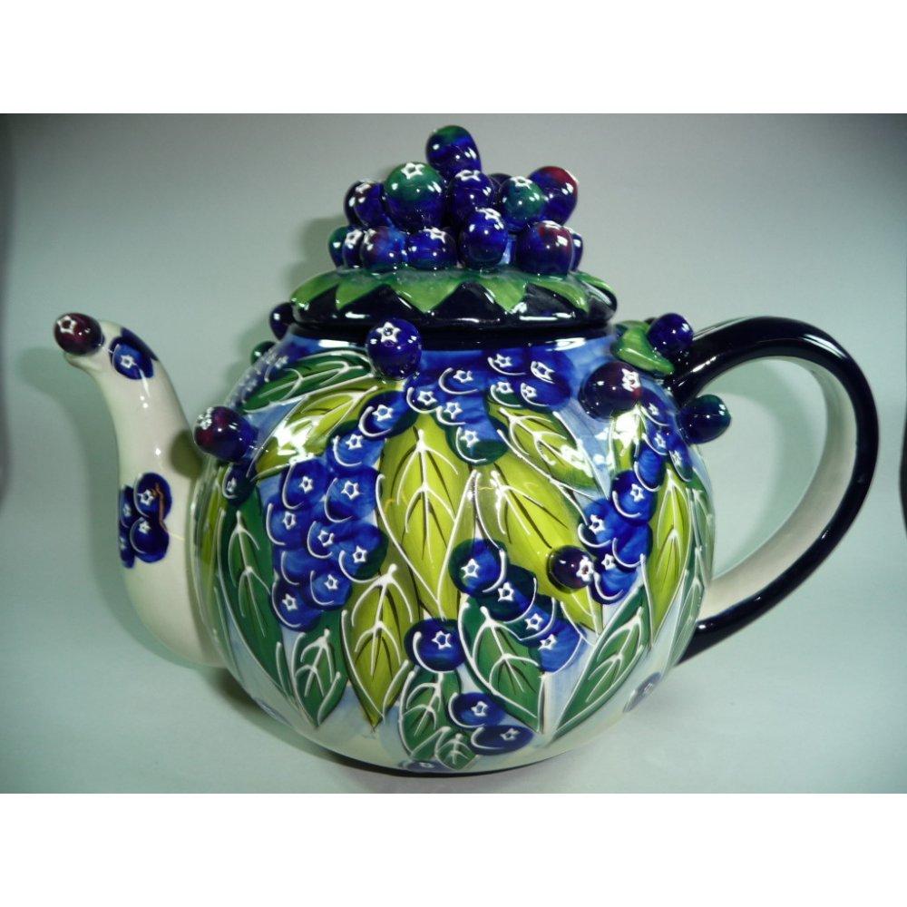 Ceainic Colectia Blueberries