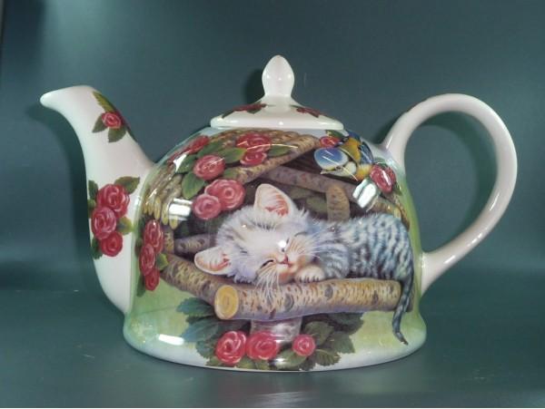 Ceainic Colectia Casa Pisicutei