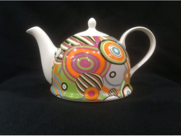 Ceainic Colectia Cercuri Colorate