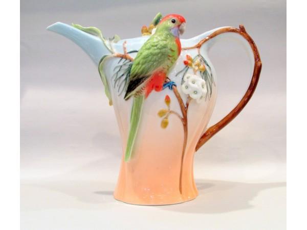 Ceainic Colectia Colourful Parrot