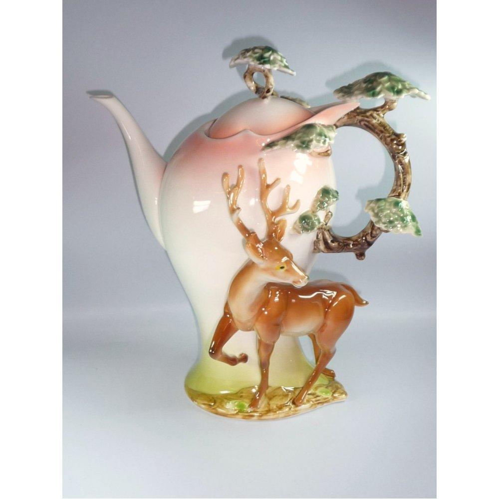 Ceainic Colectia Deer