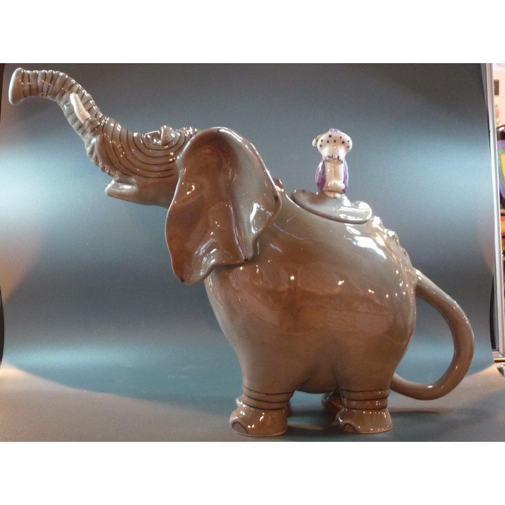 Ceainic Colectia Elefant si Pasare