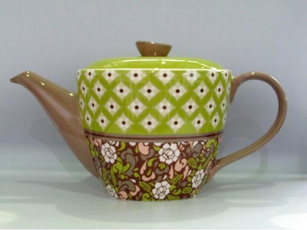 Ceainic Colectia Floare Verde 1.8L