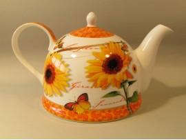 Ceainic Colectia Floarea Soarelui si Fluturasi