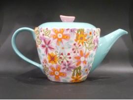 Ceainic Colectia Flori Multicolore 1.8L