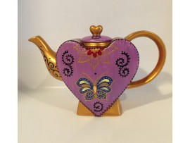 Ceainic Colectia Forme du Coeur
