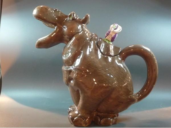 Ceainic Colectia Hipopotam