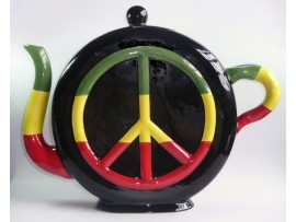Ceainic Colectia Hippie
