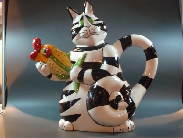Ceainic Colectia Lazy Cats