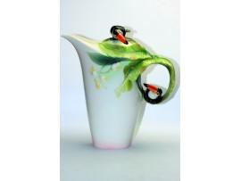 Ceainic Colectia Tropical Parrots